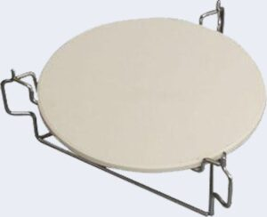 Kamado Kamień do pizzy z podstawką do Grilla Kamado - Grill Kamado Compact