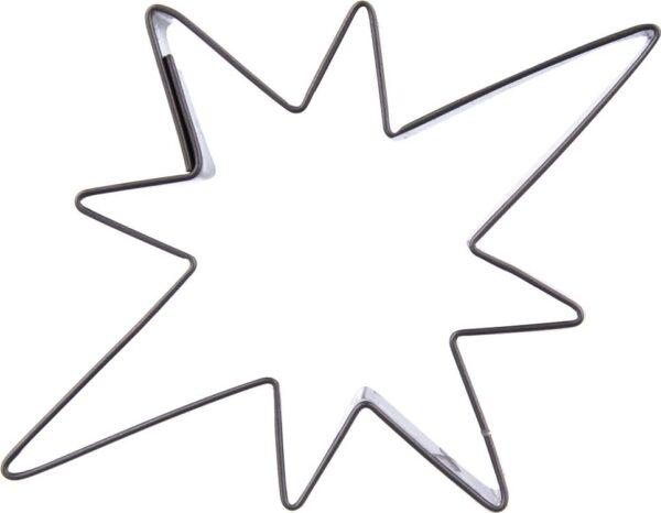 Orion Wykrawacz / foremka do ciastek pierników GWIAZDA uniwersalny.