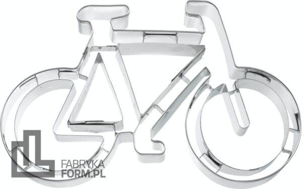 Foremka do ciastek rower.