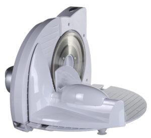 Clatronic Krajalnica elektryczna Clatronic AS 2958 biała (130W; kolor biały).