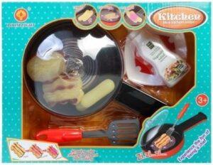 Zestaw kuchenny magiczna patelnia (416703).