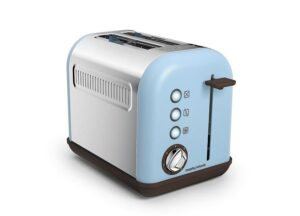 Toster Accents Azure 2 tosty Morphy Richards.