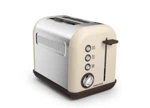 Toster Accents Sand 2 tosty Morphy Richards.