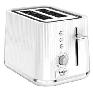Toster TEFAL Loft TT7611 Biały.