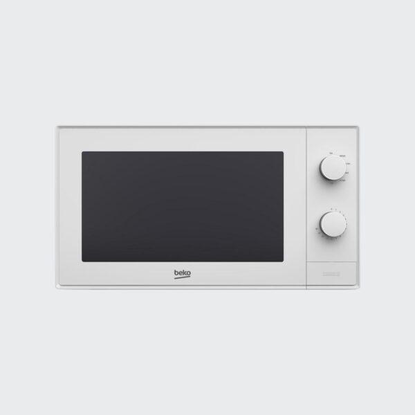 Kuchenka mikrofalowa Beko MOC20100W (700W; 20l; kolor biały)