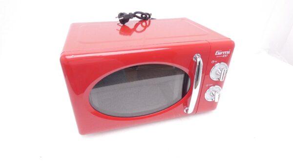 Kuchenka mikrofalowa Girmi FM21 czerwona [outlet]