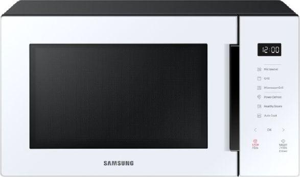 Kuchenka mikrofalowa Samsung Mikrofalówka z Grillem Samsung MG30T5018UW/EC 30 L 900W Biały