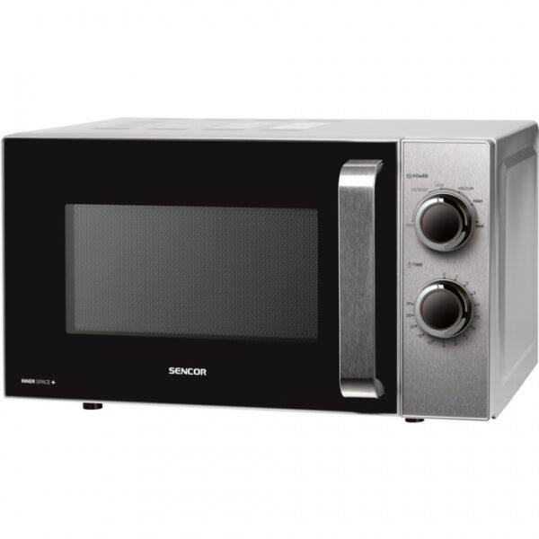 Kuchenka mikrofalowa 700W Sencor czarna