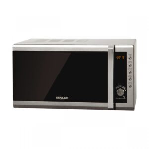Kuchenka mikrofalowa Sencor SMW 6001DS srebrno-czarna