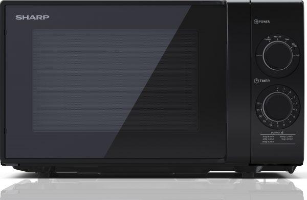 Kuchenka mikrofalowa Sharp Kuchenka mikrofalowa YC-GS01E-B