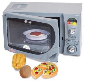 Wiky Casdon kuchenka mikrofalowa DeLonghi