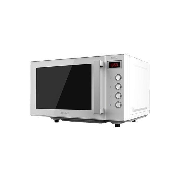 Mikrofalówka Cecotec GrandHeat 2000 Flatbed 700W Biały 20 L