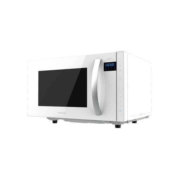 Mikrofalówka Cecotec GrandHeat 2300 Flatbed Touch 800W Biały 23 L