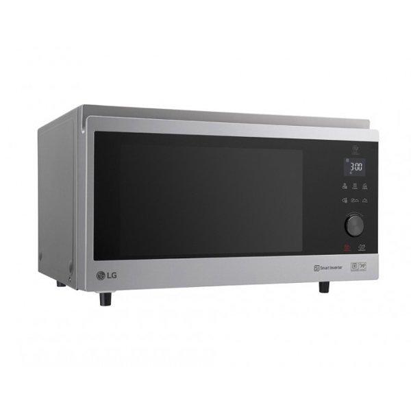 Kuchenka Mikrofalowa LG MJ3965ACS 39 L 1200W Czarny Stal nierdzewna