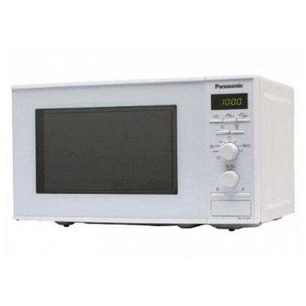 Mikrofalówka z Grillem Panasonic NNJ151W 20 L 800W Biały