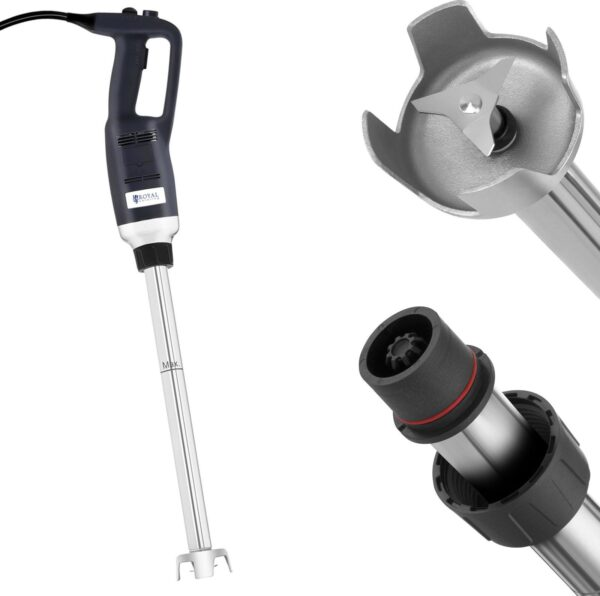 Blender Royal Catering Mocny mikser blender robot ręczny dł. ramienia 500mm 500W 230V Royal Catering