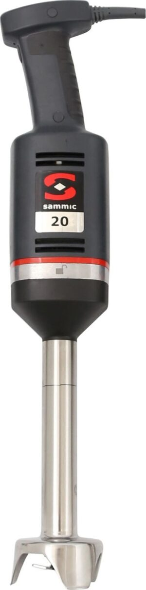 Blender Sammic Mikser blender ręczny z ramieniem miksującym rozdrabniającym XM-21 300 W - Sammic 3030625 Mikser blender ręczny z ramieniem miksującym