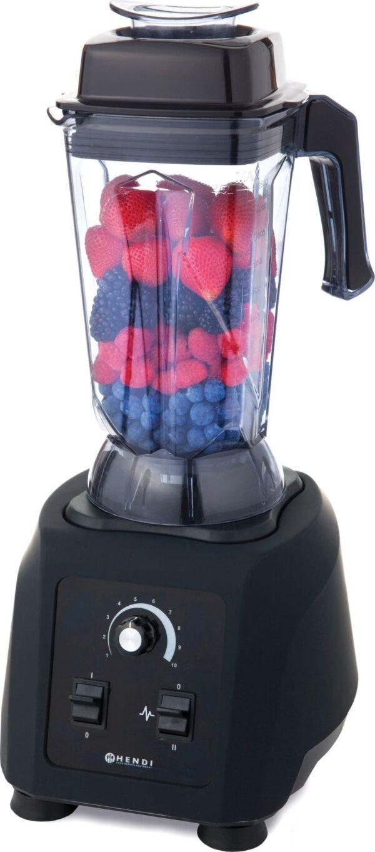 Blender kielichowy Hendi Elektryczny blender mikser gastronomiczny 1500W 2