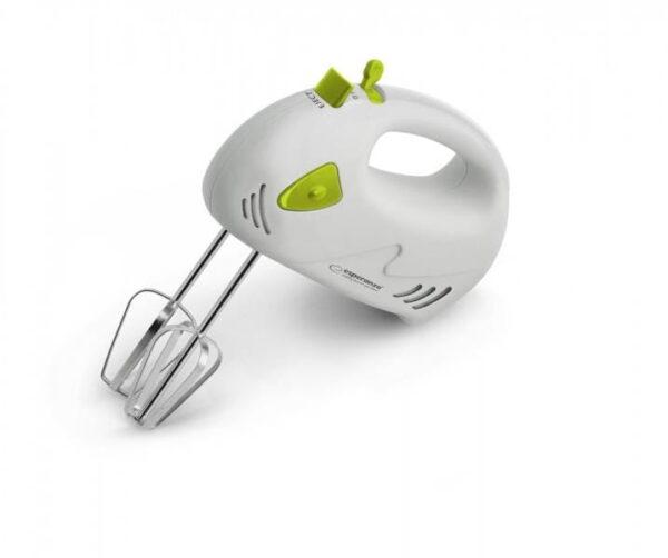 Mikser ręczny Esperanza Muffin EKM007G (150W; kolor zielony)