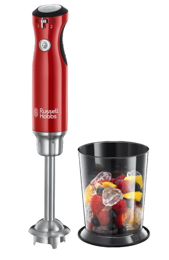 Russell Hobbs mikser ręczny 25230-56 Retro Red